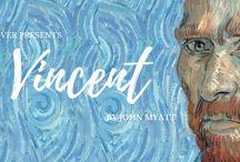John Myatt - The Vincent Collection