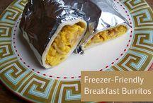 Freezer Friendly / by Christine Butler
