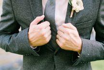 groom + groomsmen