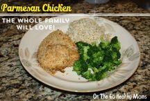 Healthy Family Chicken Recipes