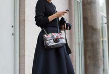 Full skirt / Ничего не могу с собой поделать, люблю такие юбки