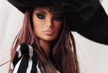 I'm a barbie girl...