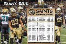 Saints 2016 Opponents