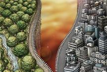 save earth art