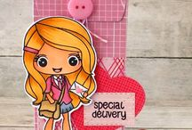 Annie ~ Special Delivery
