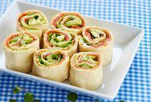 Wraps & pitas