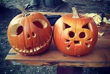 Celebrate All Hallows Eve / A celebration of all things scary, spooky and squirmy.