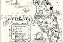 FLORIDA / by Kelly Rae Ardis