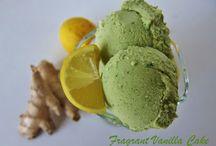 Vegan Ice cream / Food
