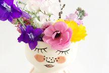 Flowers + Gardening
