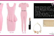 Barbie Pink / Spring it out in Pink