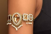 Indian Wedding Armlets / Baajuband styles and designs!