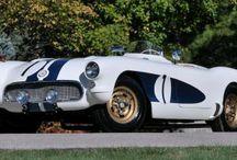 America's Sports Car / Corvettes / by Ol Phartz Partz