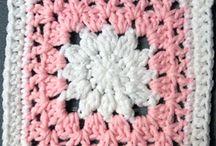 Crochet - Granny Squares / by Suki Farnsworth-Hammarlund