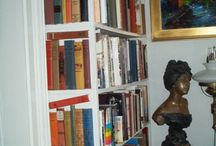 displaying book collections / books