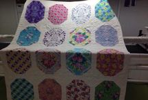 Quilts Quilted at Christie's Quilting Boutique