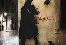 Arte nos muros