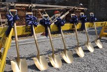 Events - Groundbreaking and Ribbon Cutting