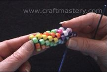 bead jeweled