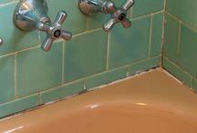 banyo küfü  temizleme