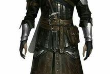 Concepts - Light Armor