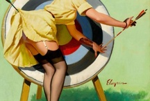 Classic pinup girls / Photo ideas