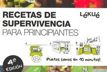 LÉKUÉ (Estuche microondas) / Para cocinar con los estuches de cocina LEKUE
