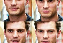 GREY/DARKER/FREED / Christian Grey- Fifty Shades of Grey-Jamie Dornan