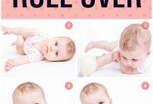 Baby motorikk og utvikling