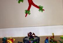 Elf on the Shelf / by Paige Nance