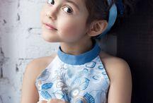 little model - Alina Nivia