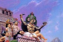 AZTECA Arte mexicano