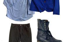 Spring Capsule Wardrobe / Plus Size Capsule Wardrobe for Spring 2015