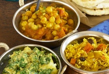 Indian/curry cooked/raw / by Julie Davidson