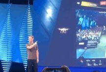 Facebook Live / Tout ce qu'il faut savoir pour réussir de super Facebook en direct.   All you need to know to do great Facebook Live.