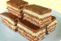 Sütemények és édességek