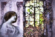 rotten places - lost places - rotten and forgotten / der Titel ist das Programm