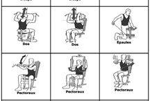 Exercices banc