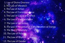 The universal laws