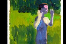 Paul John Wonner * (American 1920-2008)
