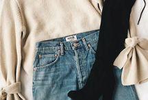 Tøj stil
