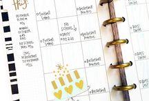 Planning / Ispirazioni per decorare