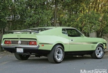 Cars - Ford Mustang
