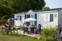 Rental Accommodation on Campsites / Are you dreaming about a close-to-nature holiday experience? Stop dreaming, start looking for your favourite accommodation! Find out more about all the different lodging possibilities on the 39 #LeadingCampsites in 12 European countries. There are spacious fully serviced pitches available, 5-star apartments, bungalows, glamping tents and lodges, tree houses, luxury cottages, glamorous holiday homes and well equipped mobile homes. All in superb locations surrounded by stunningly beautiful nature.
