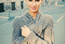 Katyusha knitwear / Fashion handmade knitwear by me