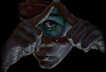 Artist Dale Keogh