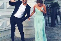 Outfits als Hochzeitsgäste