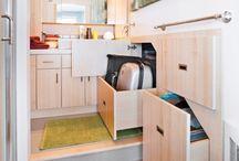Rangement / Maintenir l'ordre chez soi est plus facile qu'il n'y paraît, y compris dans les espaces de vie en format réduit. Vous en doutez? Découvrez nos solutions infaillibles à l'épreuve des petits et des gros fouillis!