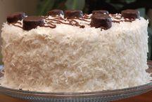 Cakes cookies and other treats :) / by Deborah Aydlott