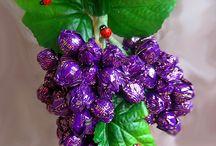 słodki winogron